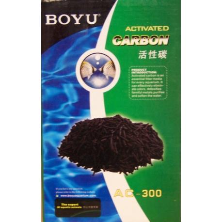 CARBON ACTIVO BOYU 300G STICKS