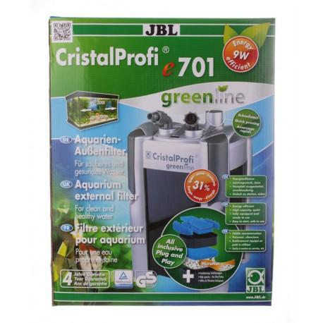 Filtro JBL CRISTALPROFI GREEN 701