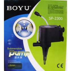 BOYU BOMB.SP-2300 1200L/H (PH)