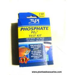 Test API fosfatos