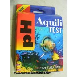 Test aquili PH