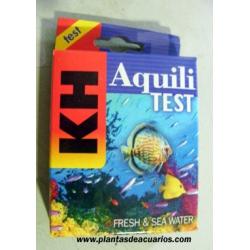 Test aquili kH