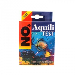 Test Aquili NO3 + nitrato potásico