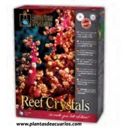 SAL REEF CRISTALS 7,5 KG 205 L CUBO