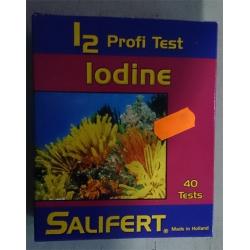 Test salifert yodo