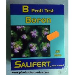 Test salifert boro