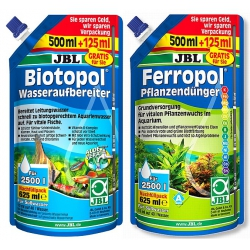 BIOTOPOL 625 ML + FERROPOL 625 ML