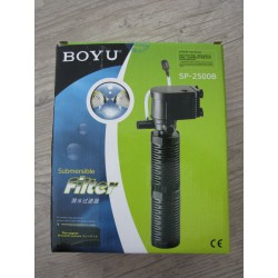 BOYU FIL. INTERNO.SP-2500B 1400L/H