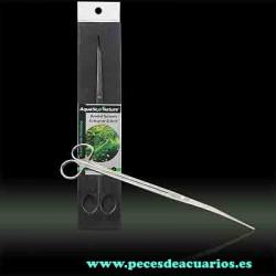 Tijeras curvas (Acero inox) Aquatic Nature