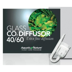 DIFUSOR CO2 CRISTAL PROFESIONAL 40/60 AQUATIC NATURE