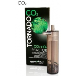 TORNADO CO2 + O3 REACTOR AQUATIC NATURE
