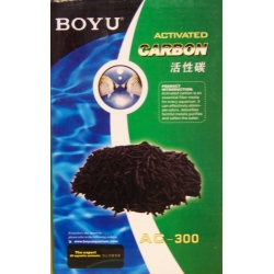 CARBON ACTIVO BOYU 300G STICKS