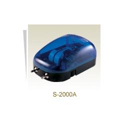 BOYU COMPRESOR S-2000A 2 SALID. X 360L/H