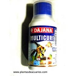 Multicure 100 ml. Parasitos,Hongos y Bacterias