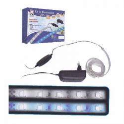 Kit Ilum. LED Luz Azul