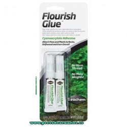 Flourish glue. Pegamento plantas y musgos