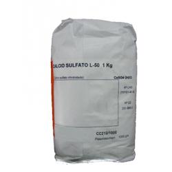 Sulfato de calcio