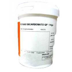 Carbonato potasio