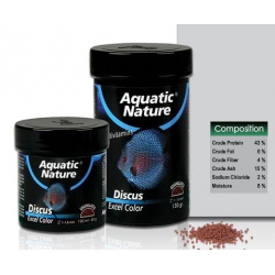 DISCUS FOOD Excel Color 320 ml.