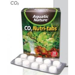 Tableta co2 20 pastillas Aquatic Nature